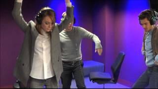 Emma Stone And Andrew Garfield Do Bamboleo Wednesday