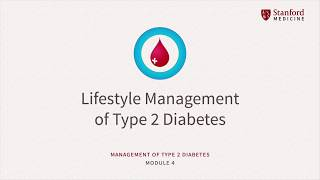Lifestyle Management For Type 2 Diabetes