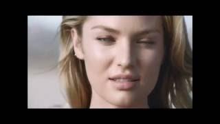 Кэндис Свейнпол.  Реклама Whipped Creme от Max Factor