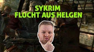 Skyrim Episode: I || Entkommen aus Helgen
