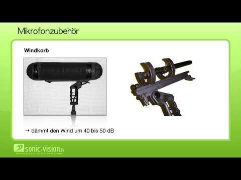 7.9 Signalübertragung, Speisung und Mikrofon-Zubehör