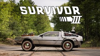 MOST EXPENSIVE DELOREAN EVER - 1981 Back to the Future TIME MACHINE