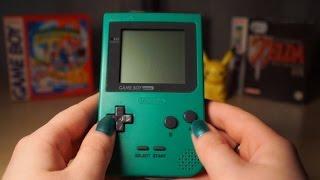 Binaural ASMR. Playing Game Boy Pocket (No Talking, No Game Sounds)