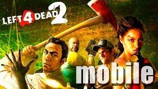 LEFT 4 DEAD MOBILE : Code: Z! НОВЫЙ ТРЕЙЛЕР +ССЫЛКА НА РЕГИСТРАЦИЮ