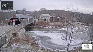 Covered Bridge Webcam Vermont