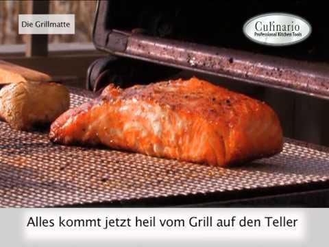 Die culinario Grillmatte jetzt bei Danto.de
