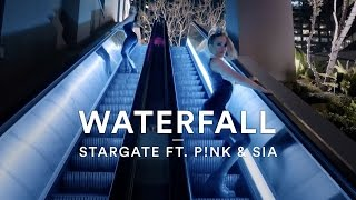 Stargate - Waterfall ft. P!nk & Sia | Justine Menter Choreography | Dance Stories