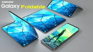 Samsung Galaxy F with 360° Moving Display - More Than a Foldable Phone!