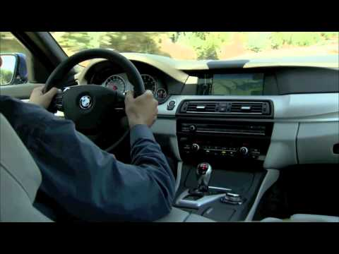 2012 BMW M5 In Motion | Autoblog