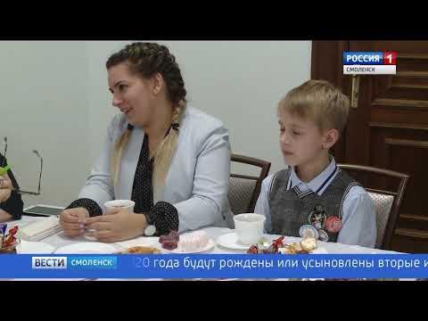 В Смоленской области вводится региональный материнский капитал на второго ребенка