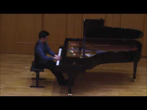 A performance of Ravel's Ondine