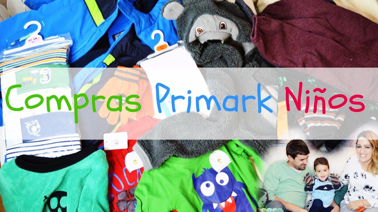 Últimas compras Primark para los niños