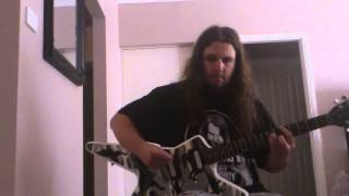 Anthrax - T.N.T. (Guitar Cover)