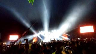 Wiz Khalifa - See You Again @ EXIT Festival 10.07.2016