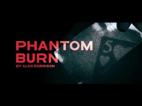 Phantom Burn by Alan Rorrison