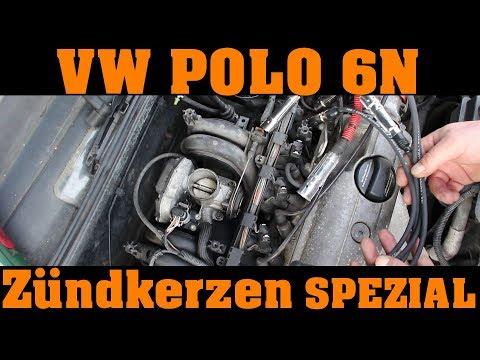 VW POLO 6N - Zündkabel & Zündkerzen Spezial! 🔧🤗🔧