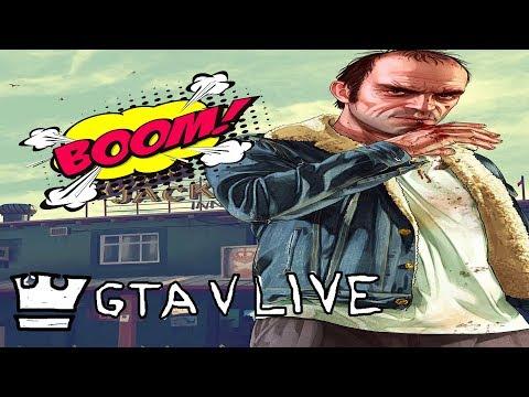 Nejlepší stream a náhleďák EVER  !!! GTA V ONLINE [ LIVE ]