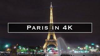 Paris in 4K