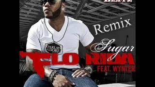 Flo-Rida Feat. Wynter - Sugar (Remix) Produced by RuthlessBeatz