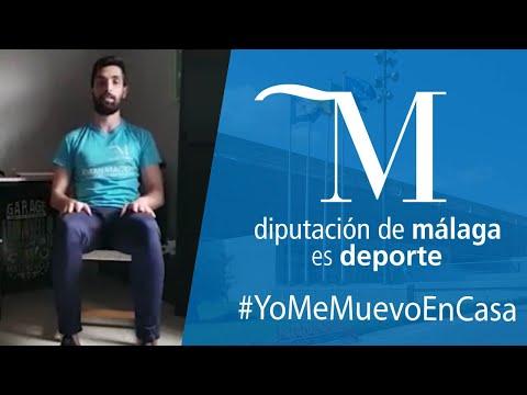 #YOMEMUEVOENCASA | Sesiones para hacer ejercicio en casa