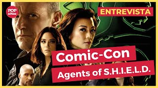 Elenco diz o que esperar do final de Agents of S.H.I.E.L.D.
