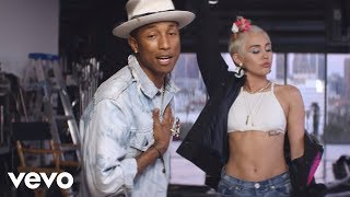 Pharrell Williams & Miley Cyrus - Come Get It Bae