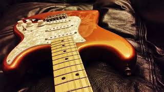 Mild Bluesy Groove Backing Track in Bm