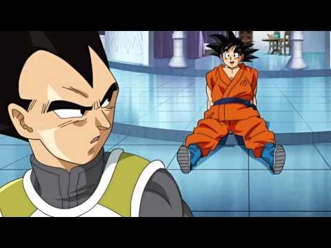 Dragon Ball Super - Goku & Vegeta Training (Episode 32)