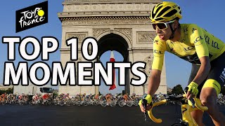 Tour de France 2019: Top 10 moments | NBC Sports