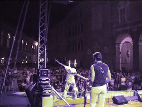 CIRCUS ShowBand Show Rock Dance Roma Musiqua