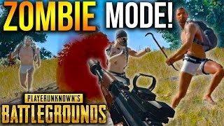 ZOMBIE SURVIVAL 95 VS 5  | PlayerUnknown