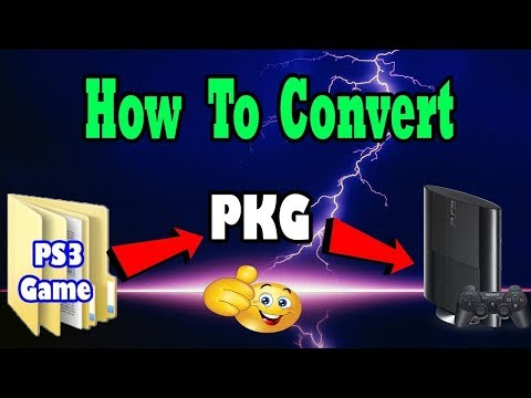 Download How To Convert Ps3 Folder Games Into Pkg Games Video 3GP
