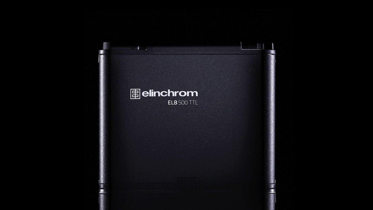 קיט מבזק למצלמה 500W על סוללה ELB 500 TTL Dual To Go 3
