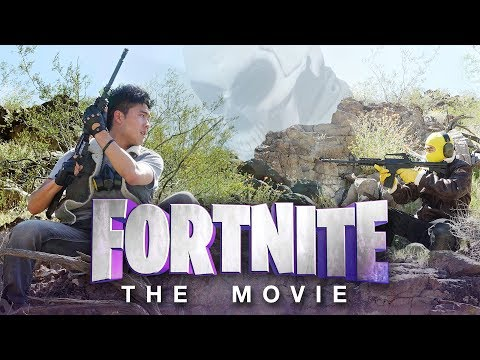 FORTNITE The Movie (Official Fake Trailer) (видео)