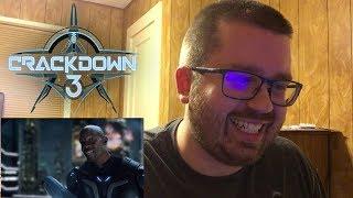 Crackdown 3 – E3 2017 – Official Trailer Reaction!