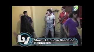 preview picture of video 'LA VIDRIERA TV PRESENTA A SLOW LA PRIMERA BANDA DE REGGAETON DE LA RIOJA.'