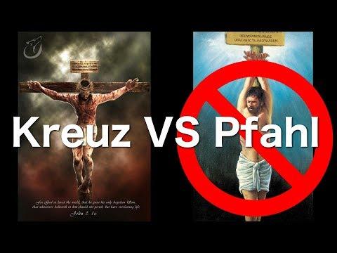 Zeugen Jehovas: Ist Jesus am Kreuz oder Marterpfahl gestorben?