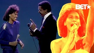 "Whitney Houston Performance of ""How Will I Know"" + Interview On Soul Train 