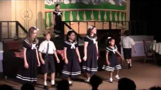 Sound of Music, so Long Farewell