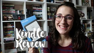 New Kindle With Front Light | Unboxing and Review