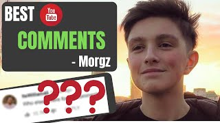 TOP 100 most liked comments from Morgz's channel compilation