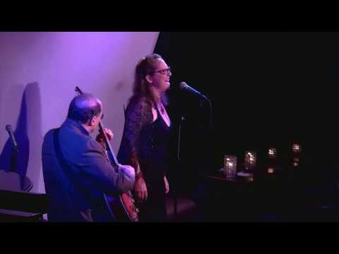 """I Ain't Got Nothin' but the Blues"" - with vocalist Ellen Weiss at the Metropolitan Room, Manhattan"