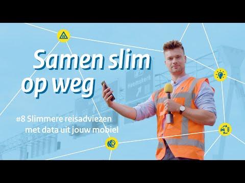 Smart Mobility Vlog #8: Slimmere reisadviezen met data uit jouw mobiel