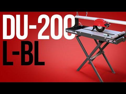 RUBI Diamant DU-200-L Tile Cutter