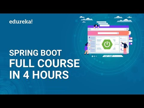 Spring Boot Full Course - Learn Spring Boot In 4 Hours | Spring Boot ...