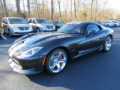 2014 SRT Viper GTS In-Depth Review