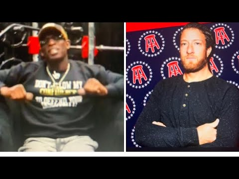 Deion Sanders Joins Barstool Sports Leaves NFL Network Over Money To Get Dave Portnoy's Racism