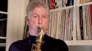 Bob Mintzer playing All The Things You Are on the Andreas Eastman 52nd St Tenor Sax