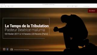 Le Temps de La Tribulation