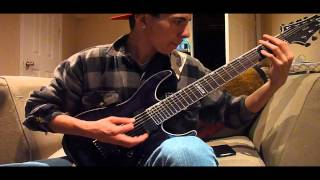 Chelsea Grin - My Damnation | ESP LTD H-1007 7 String